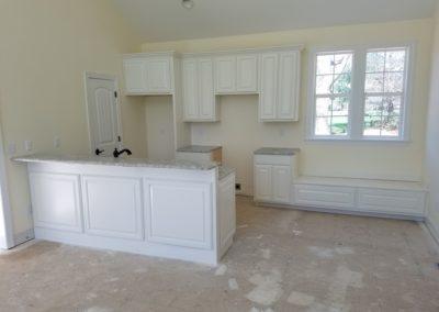 Kitchen cabinetsWindow Seat