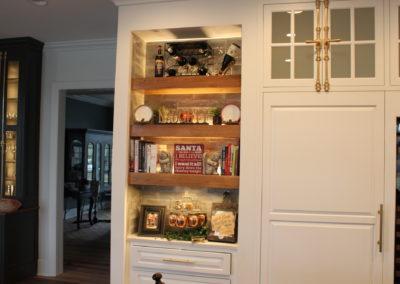 Lighted shelves 1