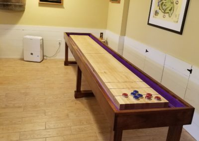 Shuffleboard Table 1