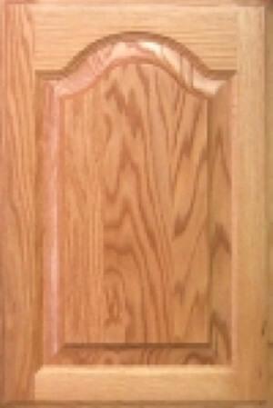 cathedral cabinet door example