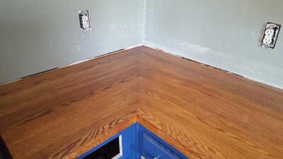 countertop corner options 2