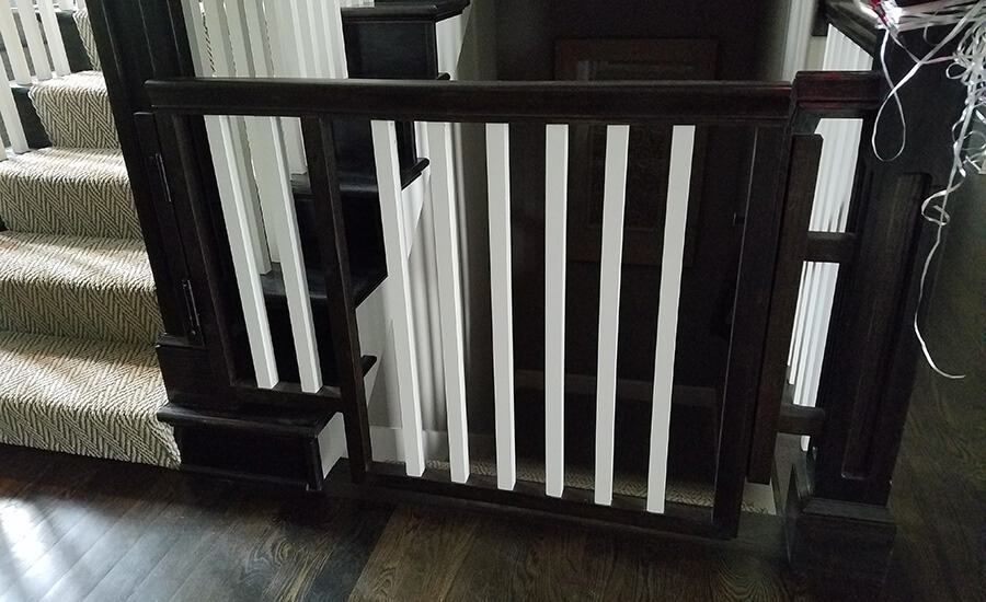 custom safety gates for babies and pets
