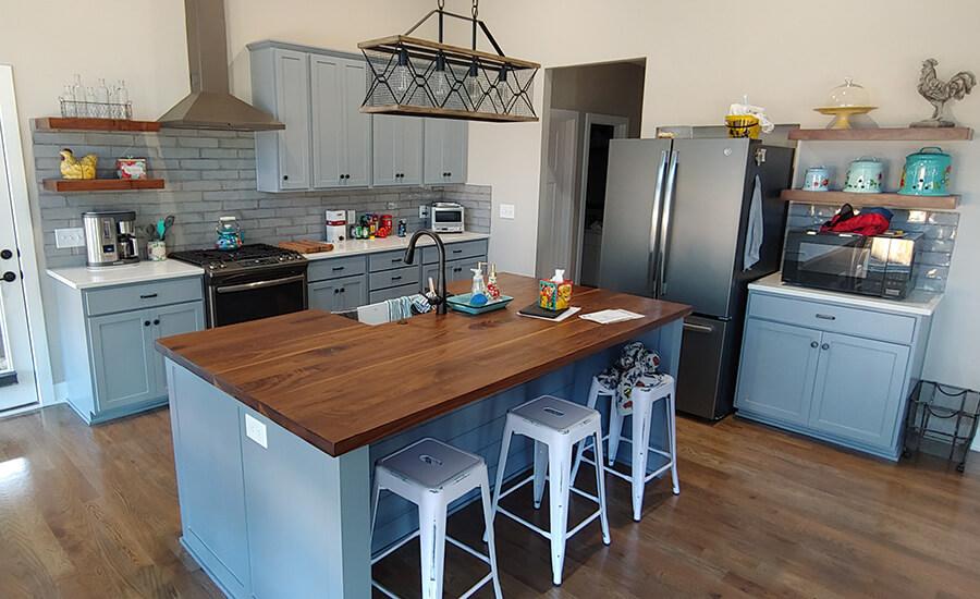 Custom Wood Cabinets In Kansas City Custom Kitchen Cabinets
