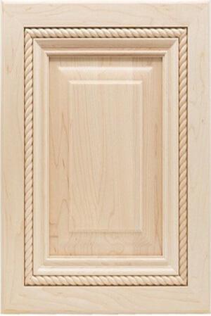 mitered cabinet door example