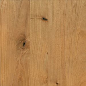 rustic alder wood sample