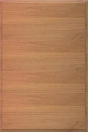 slab cabinet door example