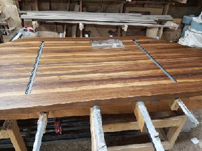 steel reinforcement for countertop overhang 2