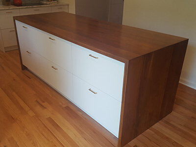 waterfall ends countertop 2
