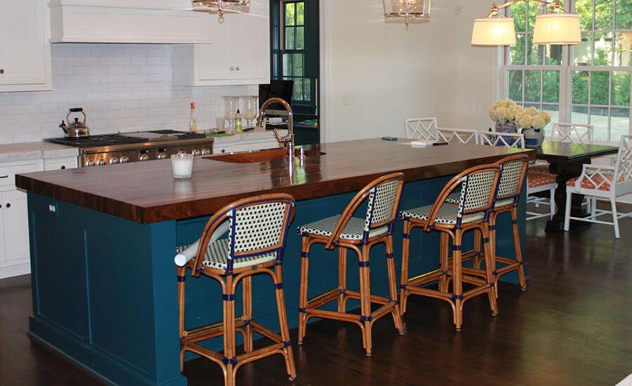 kansas city custom kitchen countertop